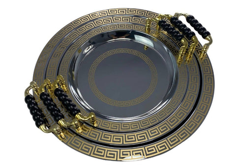 Tablettset Versace Gold 3Stk