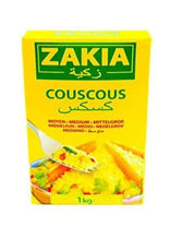 Load image into Gallery viewer, Couscous Zakia 1Kg Med