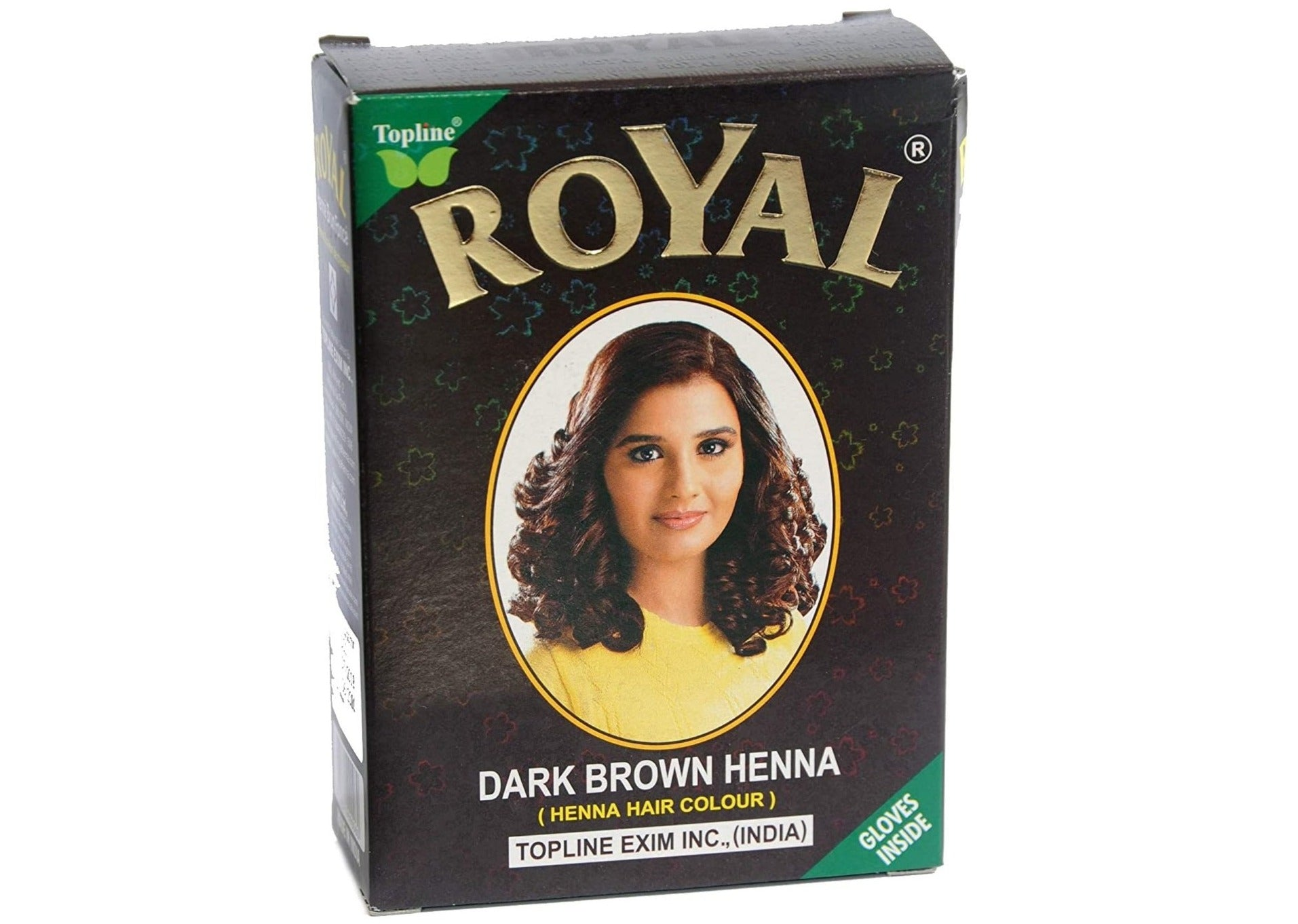 Henna Royal Black 60g