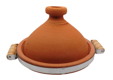 Tajine Metal Griff Gross
