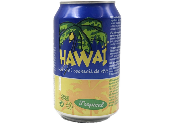 6 x Hawaii 300ml -0,83€/stk