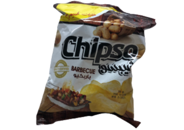 Chipso Chips  Barbecue 35g