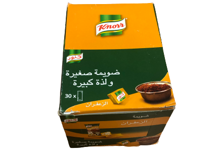 Knorr Fish 2 Items