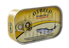 Lade das Bild in den Galerie-Viewer, Othelo Sardines 125 g