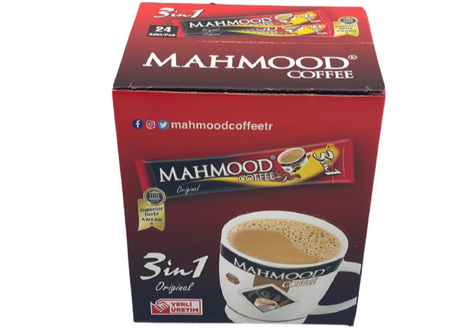 Café Mahmood 24pcs