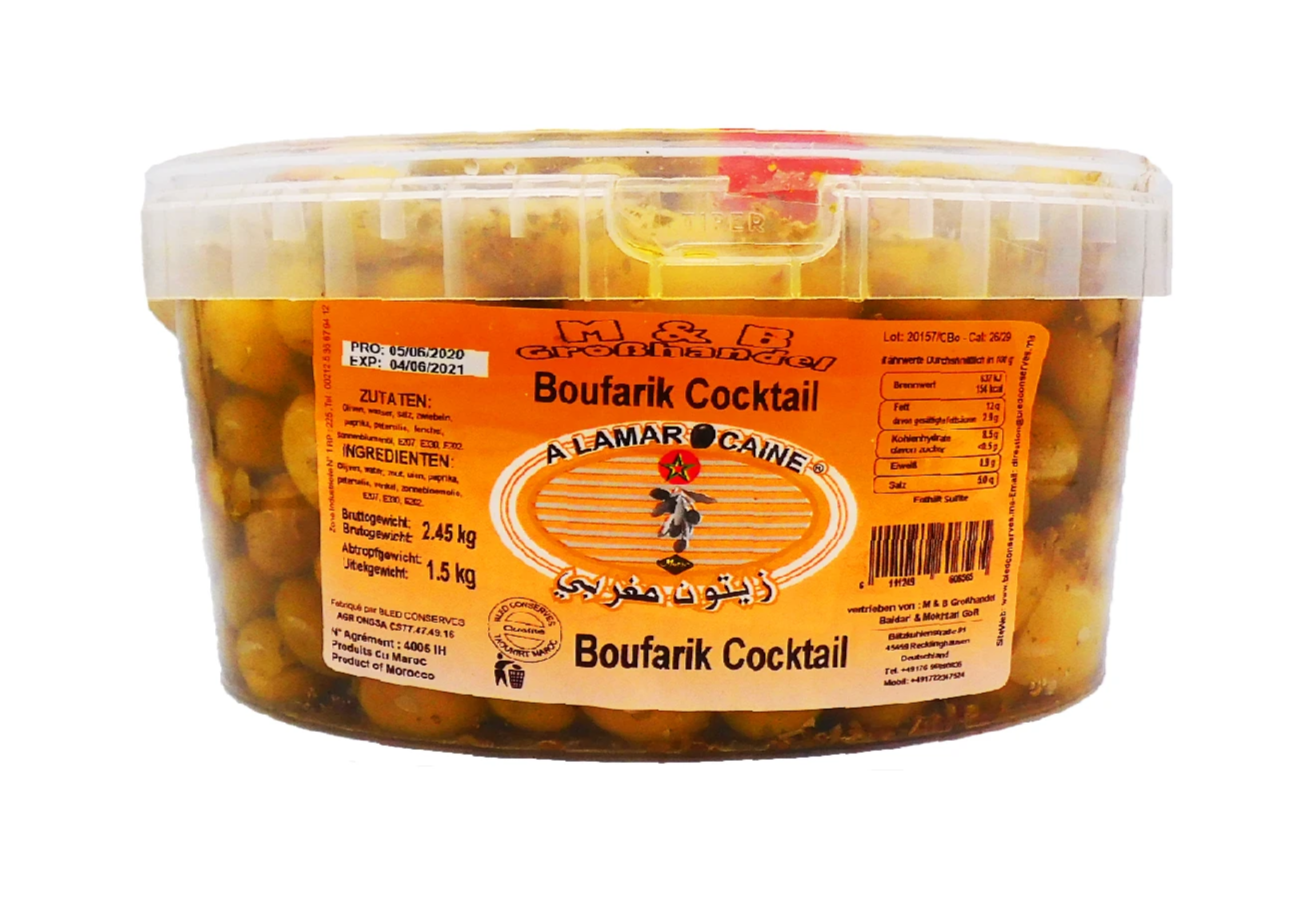 Boufarik Cocktail 1.5Kg