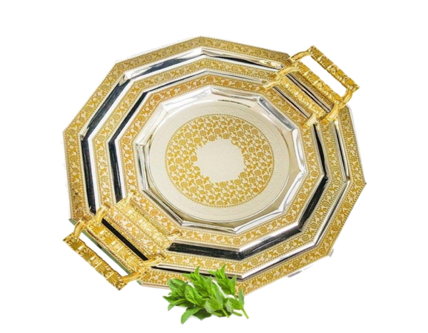 Tablettset Gold 3Stk