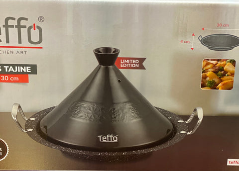 Tagine Black Limited Edition 30 cm