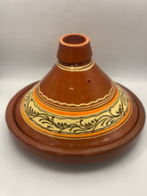 Load image into Gallery viewer, Tagine Traditionell 34 cm