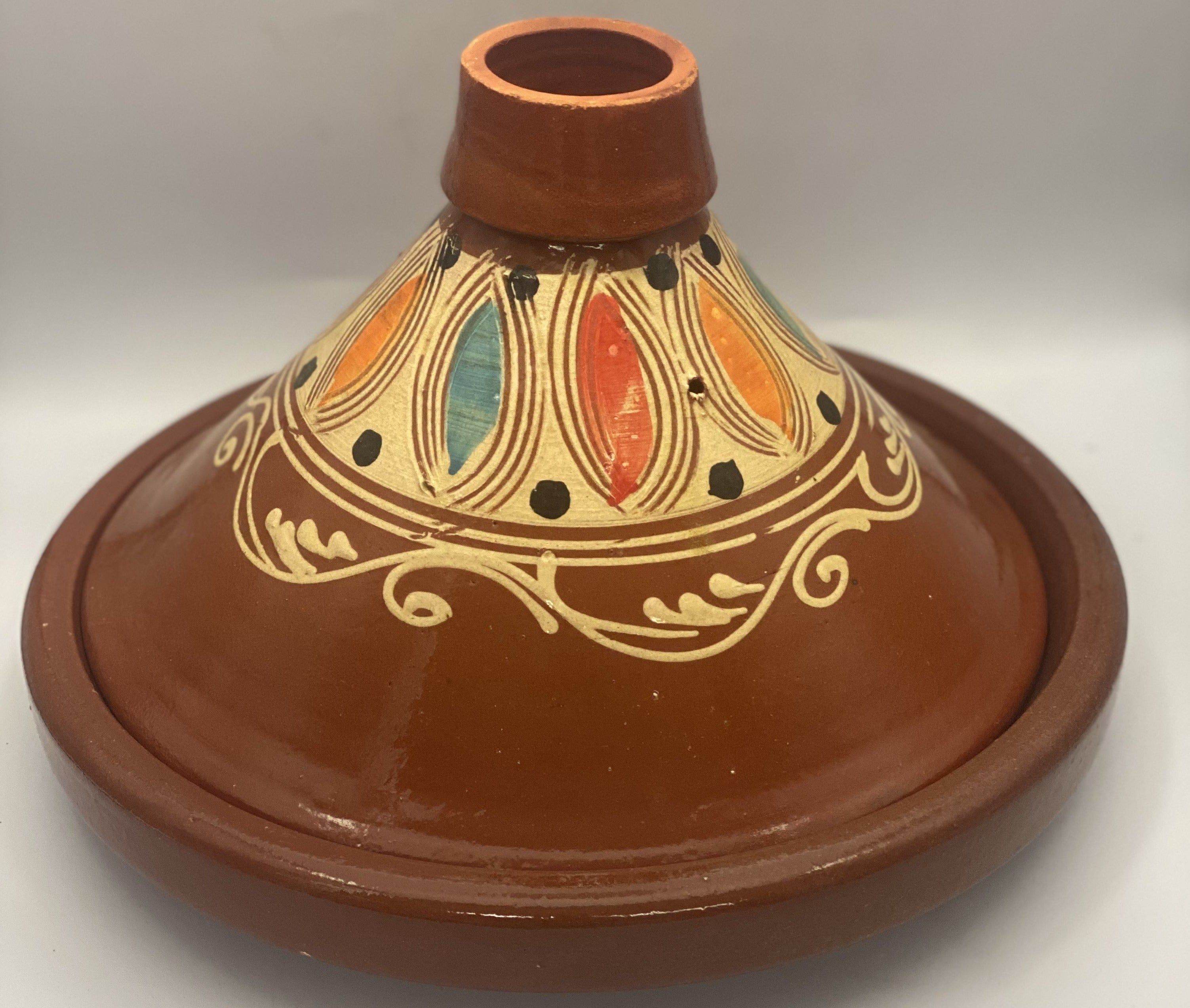 Tagine Traditionell 34 cm