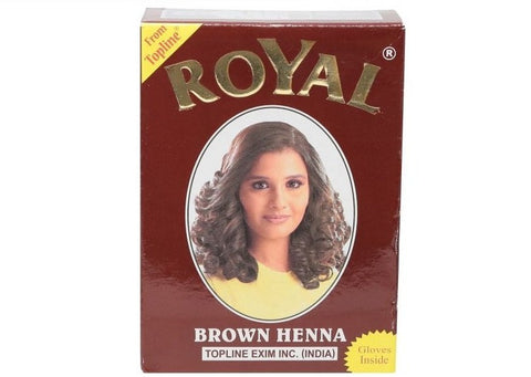 Henna Royal Brawn 60g