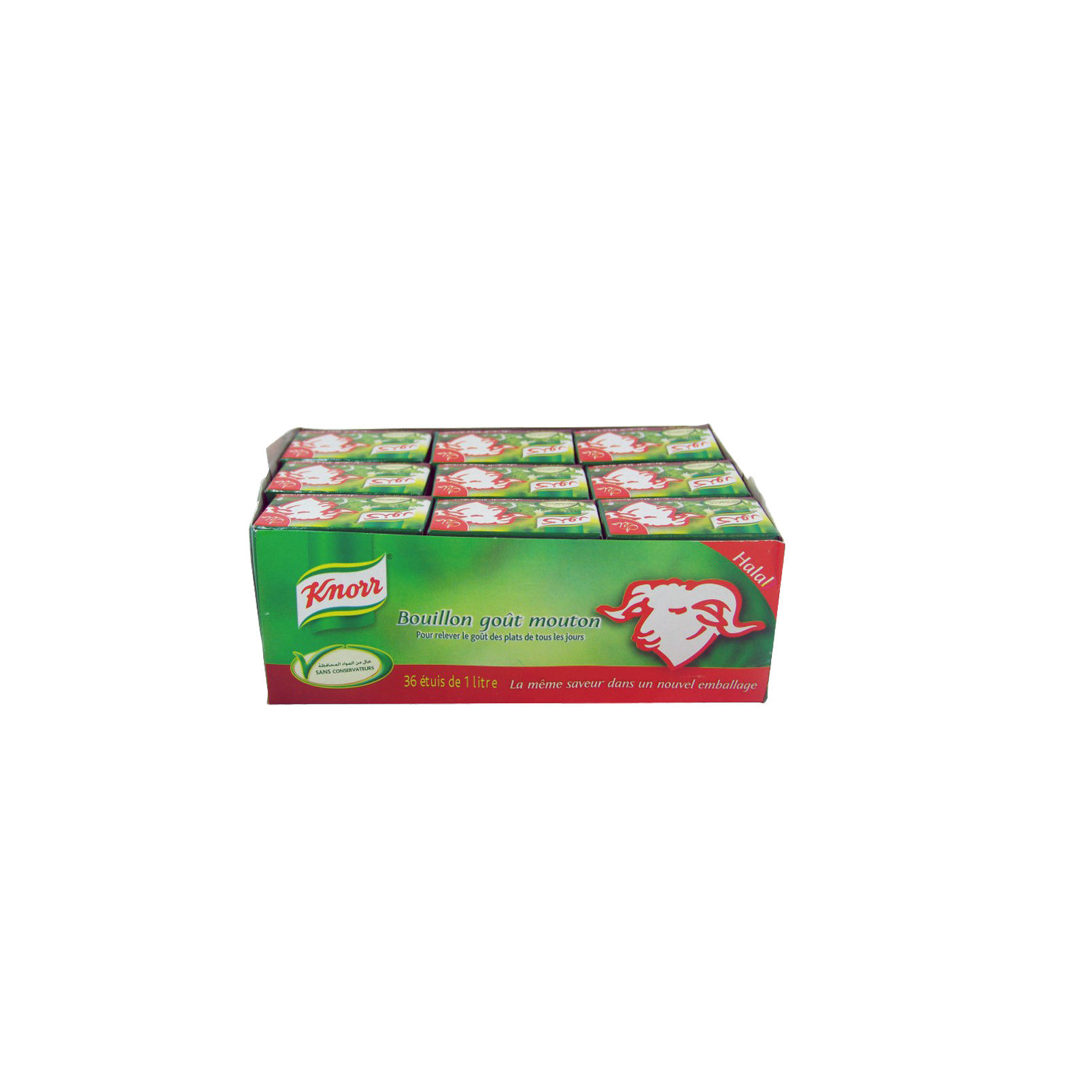 Knorr Lamb 2 Piece