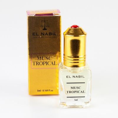 DAMEN PARFÜM/ MUSC TROPICAL 5 ML ALKOHOLFREI