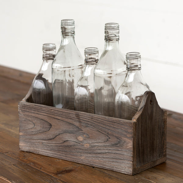 Tabletop Caddy w/ Bottles