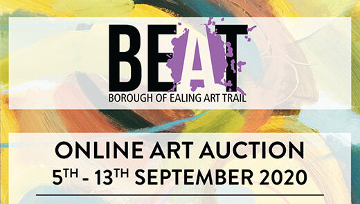 Ealing's own affordable art auction!