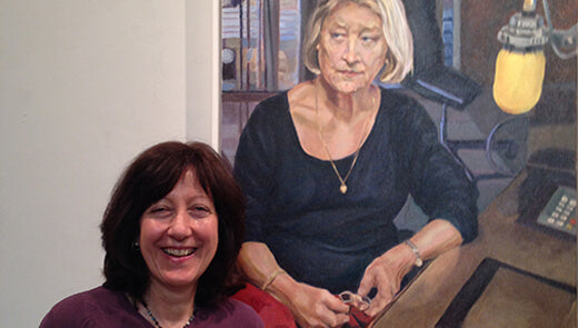 West Ealing artists' success in major national portrait exhibition