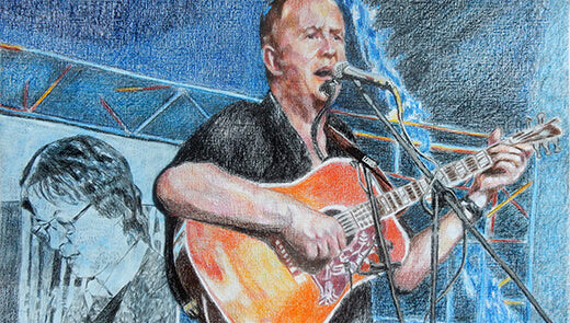 Commission (retirement): musician Pete Whitehead