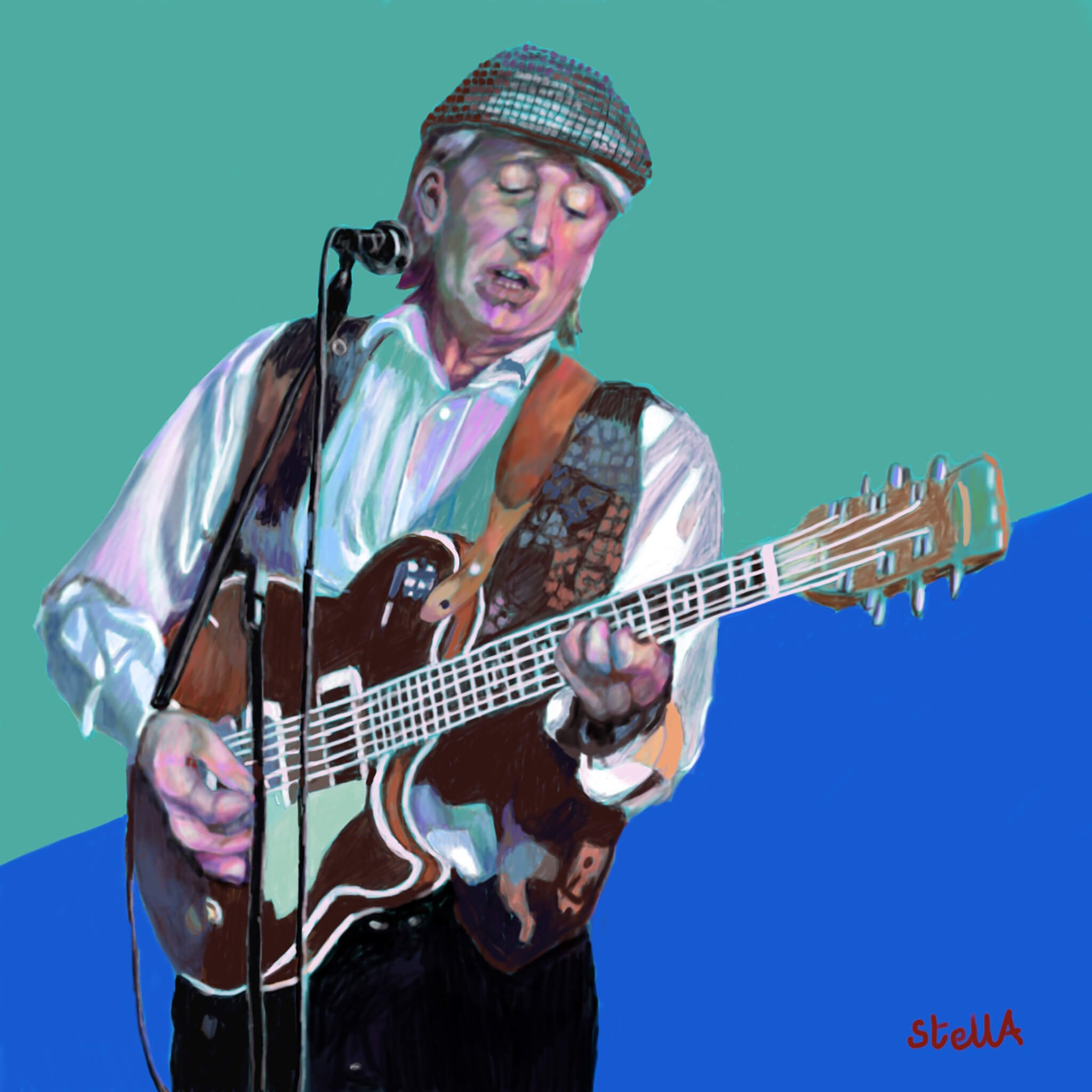 Don Craine Downliners Sect Eel Pie Club