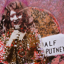 Load image into Gallery viewer, Comedian Shappi Khorsandi Half Moon Putney by Stella Tooth Detail