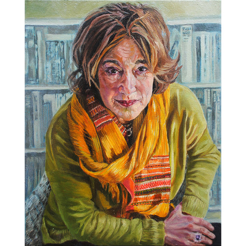 Geraldine Sharpe-Newton oil on canvas artwork by Stella Tooth
