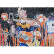 Load image into Gallery viewer, Jack Lukeman at the Half Moon Putney by Stella Tooth