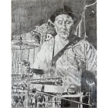 Load image into Gallery viewer, Jah Wobble at the Half Moon Putney by Stella Tooth