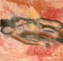 Load image into Gallery viewer, Life Drawing Mixed Media by Stella Tooth