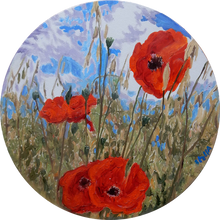 Load image into Gallery viewer, Poppies by Stella Tooth