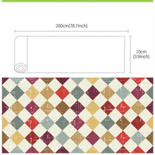 Load image into Gallery viewer, Wallpaper frieze sticker square mosaic tiles imitation