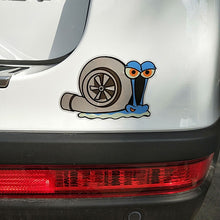 Load image into Gallery viewer, Car sticker snail