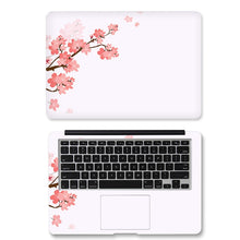 "Load image into Gallery viewer, Laptop skin sticker Notebook 12"" 14"" 15.6"" for xiaomi air 13.3, asus, macbook pro, acer, hp, lenovo vegetal/flower patterns"