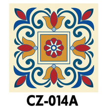Load image into Gallery viewer, Cement tile imitation stickers (8cm*8cm, 12pcs/set)