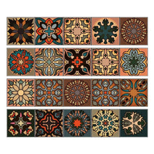 Load image into Gallery viewer, Cement tile imitation stickers (100cm*20cm, 5pcs/set)