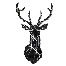 Load image into Gallery viewer, 3D deer mirror stickers