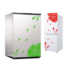 Load image into Gallery viewer, Magnolia flower fridge stickers