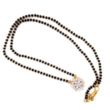 Load image into Gallery viewer, 18K YG Prong Set Ghera Mangalsutra-1Pc
