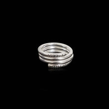 Load image into Gallery viewer, Silver Beruwa Ring