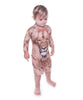 Unisex Lion Mini Stretcheyz: Long Sleeved Surf Suit and Sun Protection