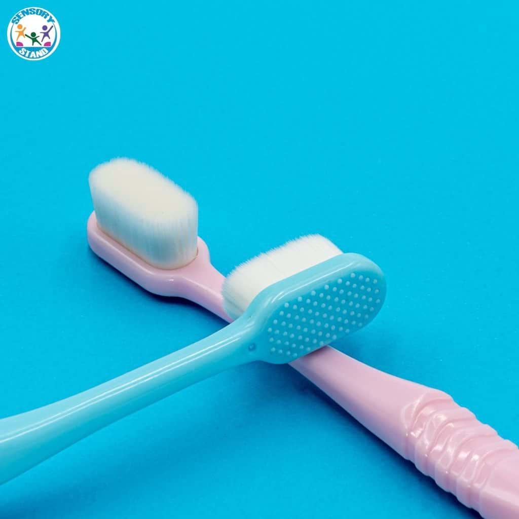 Extra Soft Sensory Nano Toothbrush for Adults