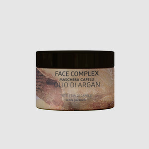 Maschera Capelli all'argan 400ml - Face Complex Cosmetics