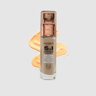 Fondotinta 5 in 1 attraction inimitable - Face Complex Cosmetics