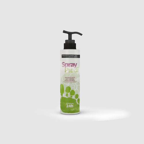 SPRAY PIEDI RINFRESCANTE ANTI - ODORE 200 ML - Face Complex Cosmetics