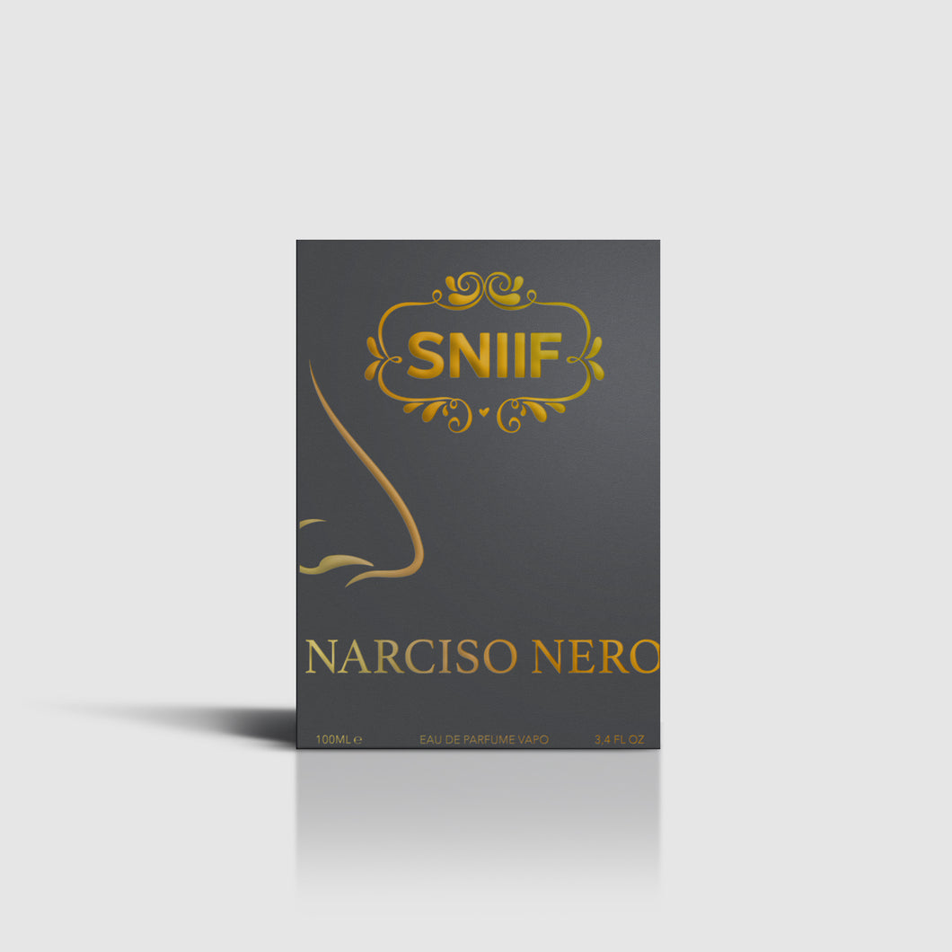 Sniif Profumo Narciso Nero 100ml - Face Complex Cosmetics