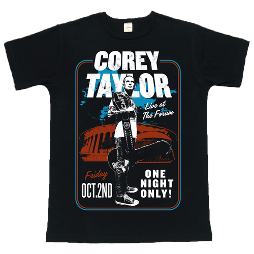 CMFT One Night Only Event Tee