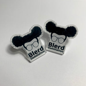 Blerd Domination Pins