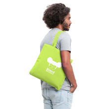 Load image into Gallery viewer, Tote Bag - lime green