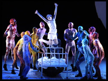 Performing Arts Series: The Child Dreams By Yossi Zwecker