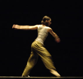 Performing Arts Series: The Project #1 By Yossi Zwecker