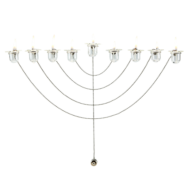 Floating Menorah By Israel Dahan
