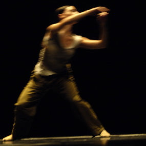 Performing Arts Series: The Project #2 By Yossi Zwecker